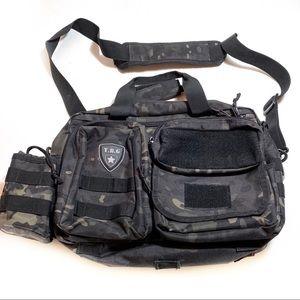 Other - Tactical 2.0 baby gear camo shoulder diaper bag